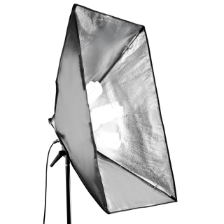 walimex pro Daylight 2250 + softbox 60x90cm